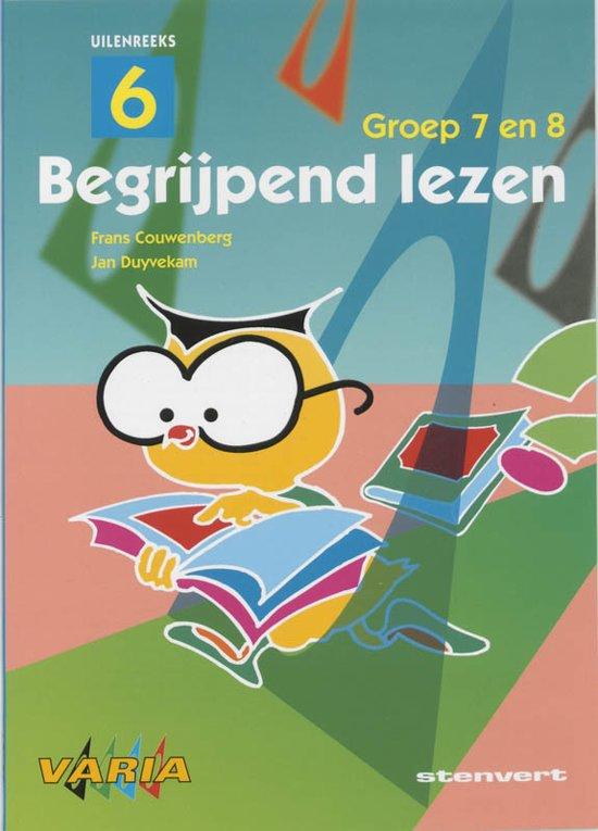 Afbeelding van Uilenreeks 6 - Begrijpend lezen Groep 7/8