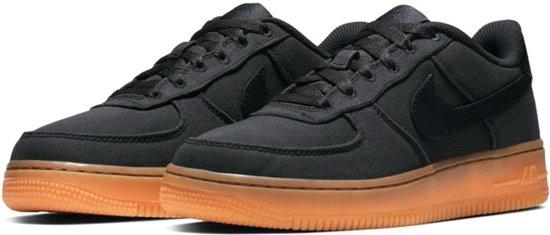 outlet store d7cd7 68cd1 Nike Air Force 1 LV8 Sneakers - Maat 38.5 - Unisex - zwartbruin