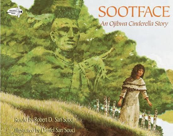 Boek cover Sootface van Robert D. San Souci (Paperback)