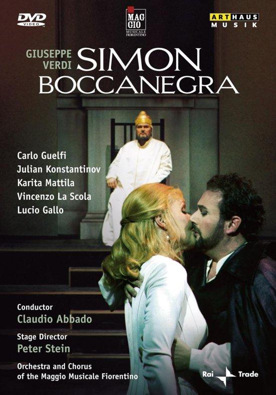 Simon Boccanegra - G. Verdi