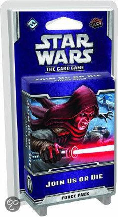 Afbeelding van het spel Star Wars The Card Game - Join Us or Die