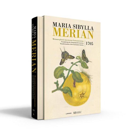 Boek cover Maria Sibylla Merian. Metamorphosis Insectorum Surinamensium van Maria Sibylla Merian (Hardcover)