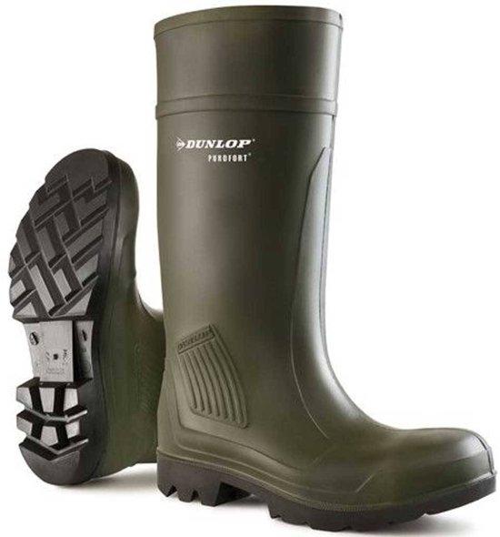 Dunlop Werklaarzen s5 Professional Purofort Full Safety rICrYwq