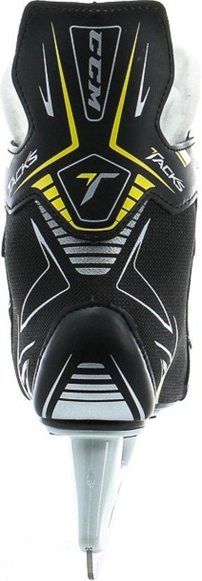 CCM Schaatsen - Unisex - zwart/geel/wit Maat 45