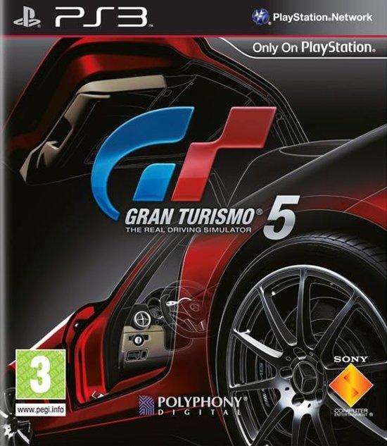 Gran Turismo 5 - Essentials Edition
