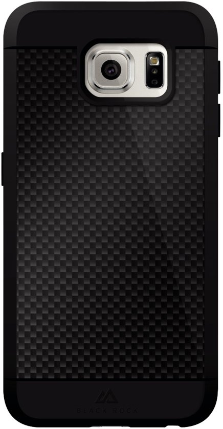 Black Rock Real Carbon Case Samsung Galaxy S6