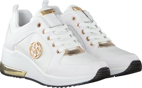 Wit 40 Jaryd Maat Sneakers Guess Dames qUPOnt