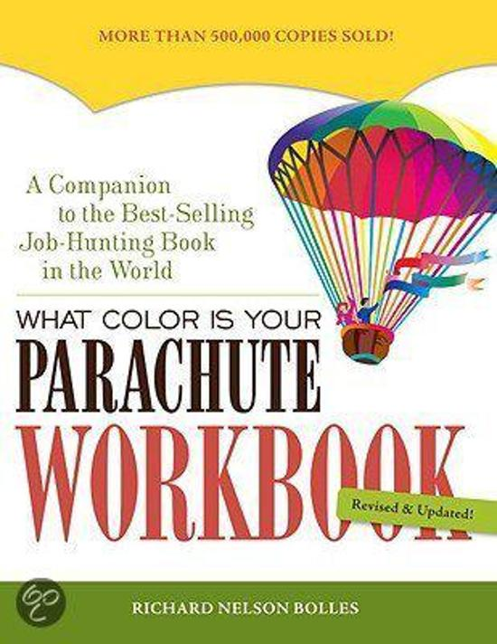 bol.com | What Color Is Your Parachute?, Mark Bolles | 9781580087292 ...