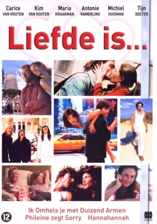Cover van de film 'Liefde Is Box'
