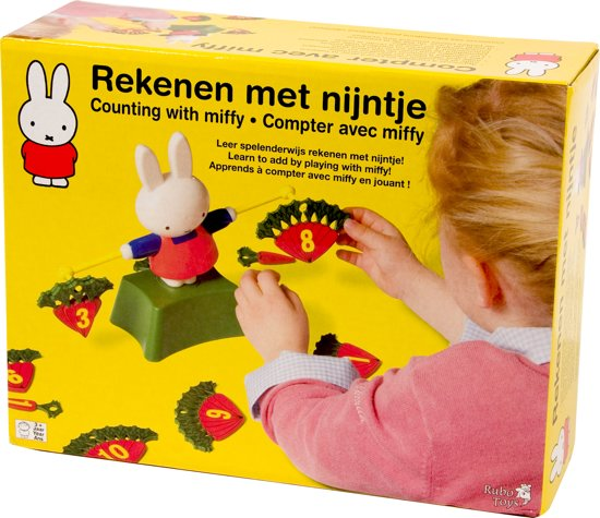 Afbeelding van het spel Nijntje Rekenen