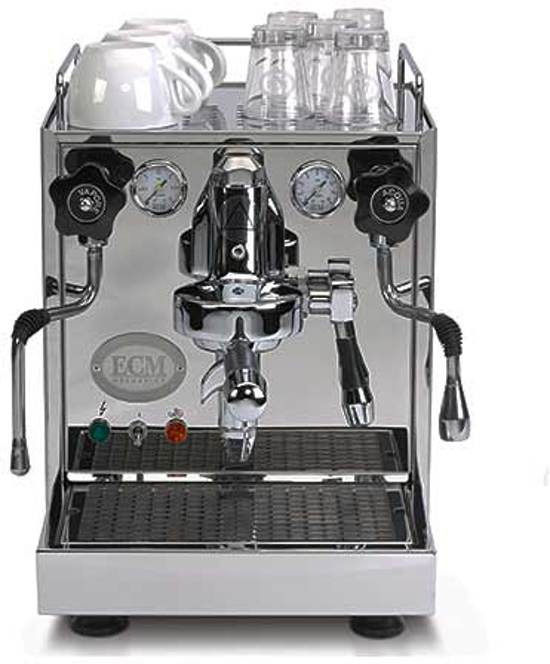 ECM Mechanika IV Halfautomatische Espressomachine