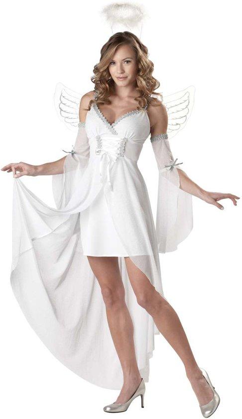 Hemelse Engel kostuum voor vrouwen  - Verkleedkleding - Medium