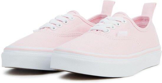 ed546369496 bol.com | Vans Authentic Elastic Lace Sneakers Kinderen - Chalk Pink ...