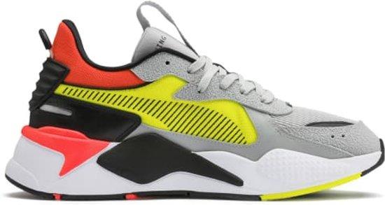 Puma RS-X Hard Drive - Grijs - Sneakers - Sportschoenen - Heren - Maat 44
