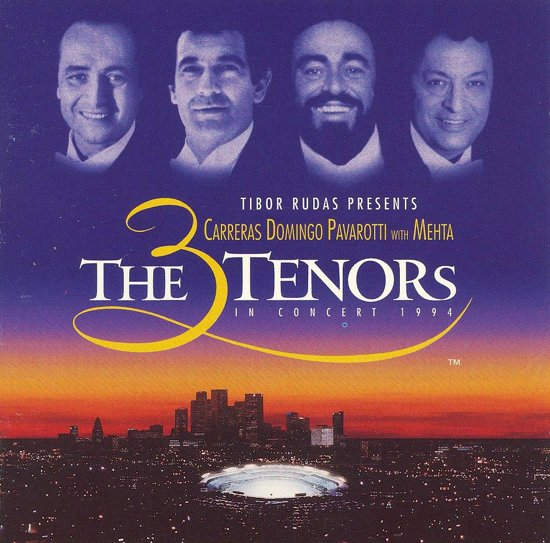 Three Tenors in Concert 1994
