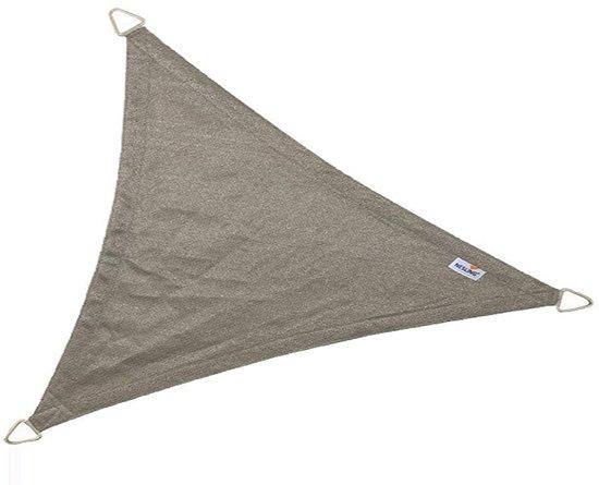 Nesling - Schaduwdoek Driehoek - 3,6 m - grey