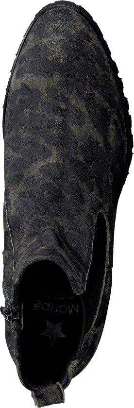 Maat Boots 38 Chelsea 27262Grijs Maripe Dames iuwPkTOlXZ