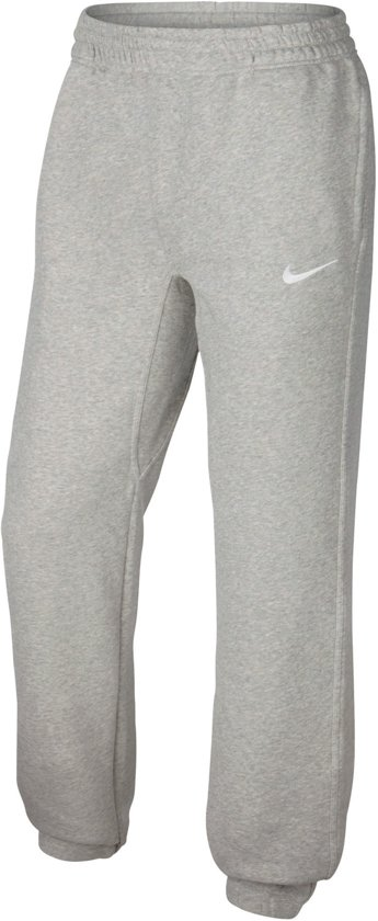 Grijze Joggingbroek Heren.Bol Com Nike Team Club Cuffed Sportbroek Heren Grijs Maat M