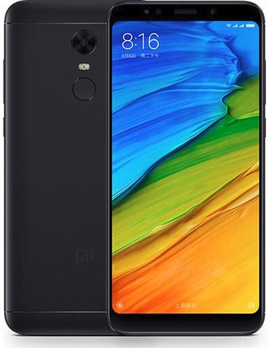 Xiaomi Redmi 5 Plus 4/64 GB Black 4G / Full HD / Octacore / 13 MP
