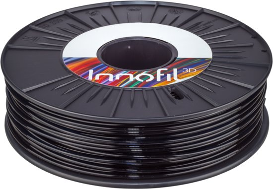 Innofil 3D PLA Zwart 1.75 mm 750 g
