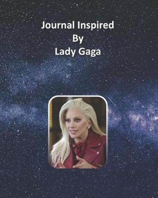 Journal Inspired by Lady Gaga