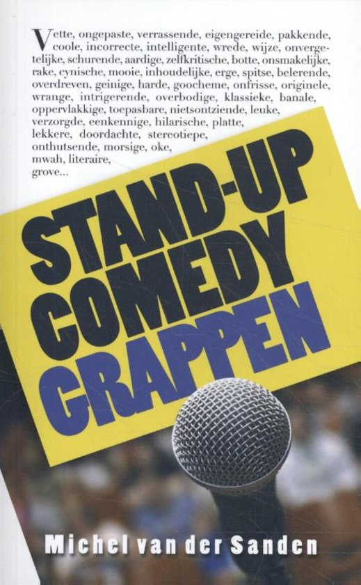 Stand up comedy grappen