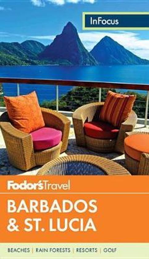 Fodor's reisgids Barbados