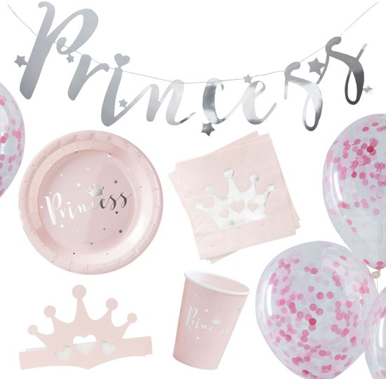 Party in a Box - Princess (16 personen) Valentinaa