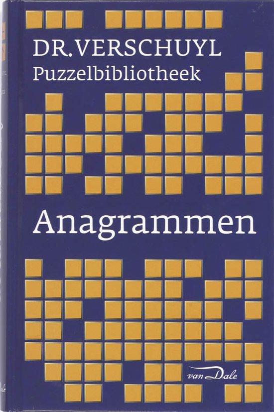 Afbeelding van Dr. Verschuyl Puzzelbibliotheek Anagrammen
