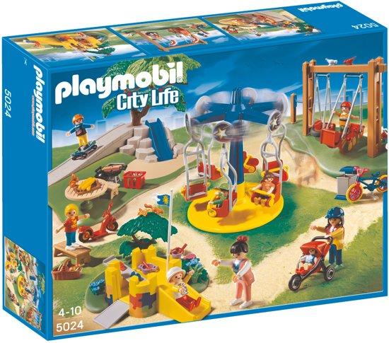 Playmobil Grote speeltuin - 5024