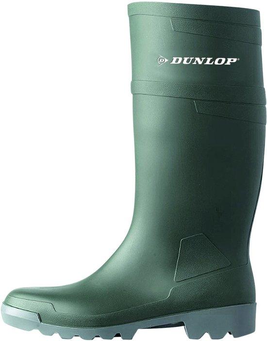 W486711 Hobby Heren Dunlop Groen Knielaarzen Pvc 8qnd7n