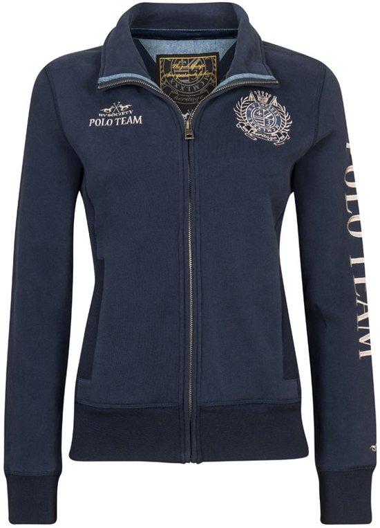 HV Polo Sweater Favouritas − Navy − Maat M