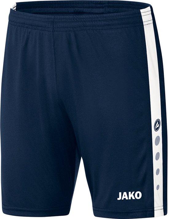 Jako - Shorts Striker - marine/wit - Maat 116