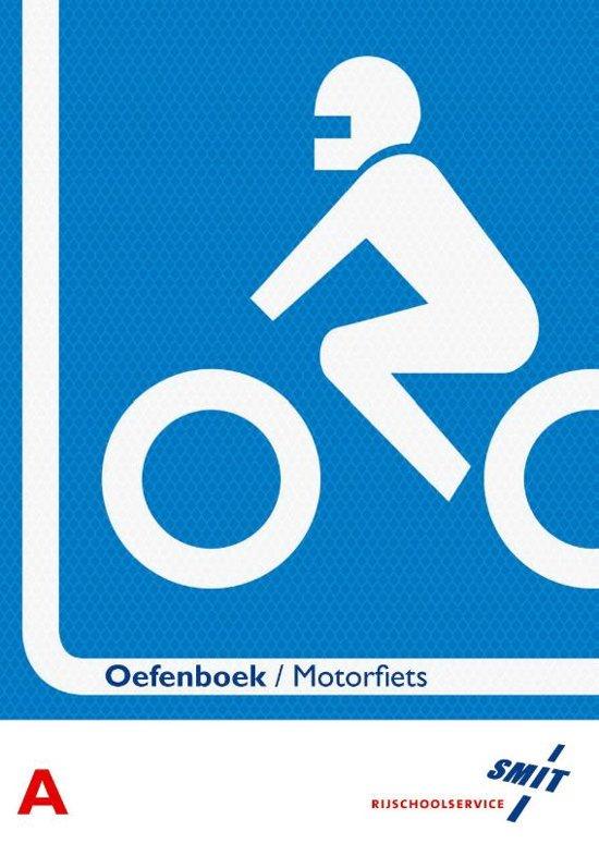 Oefenboek Motorfiets - Joop de Hoog  