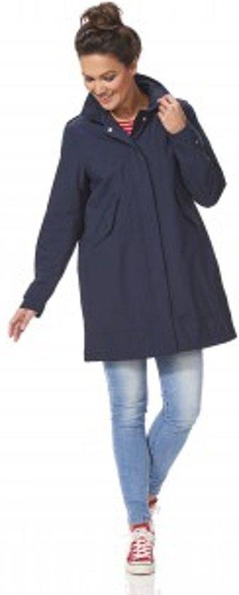 A L line Size Madonna Coat Midnight rwUFqr1