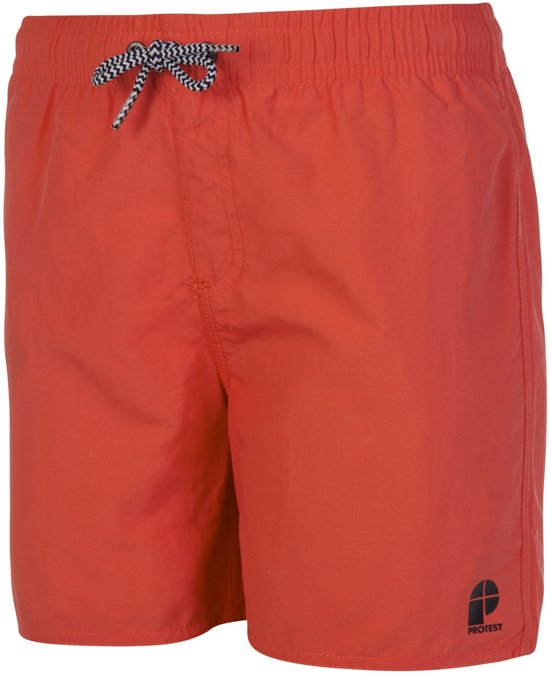 Protest CULTURE JR beachshort - rood - 140
