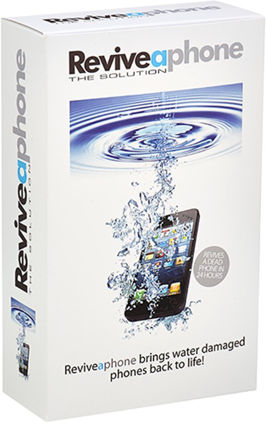 Revive-a-phone - Water Damage - telefoon Rescue Kit