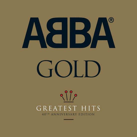 CD cover van Abba Gold (Anniversary Edition) van ABBA