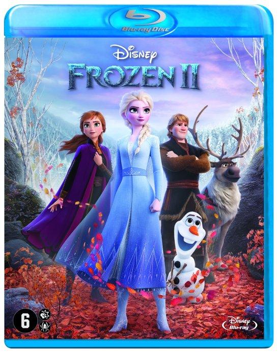 Afbeelding van Frozen 2 (Blu-ray)