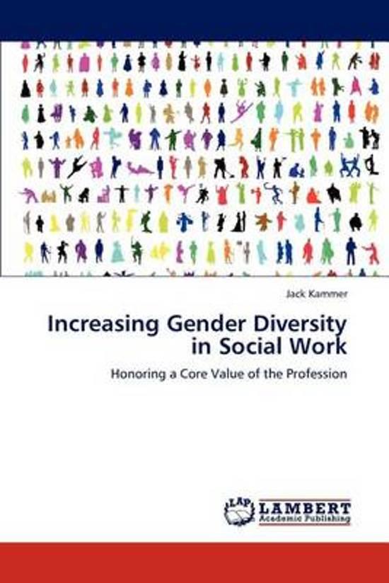 Increasing Gender Diversity in Social Work