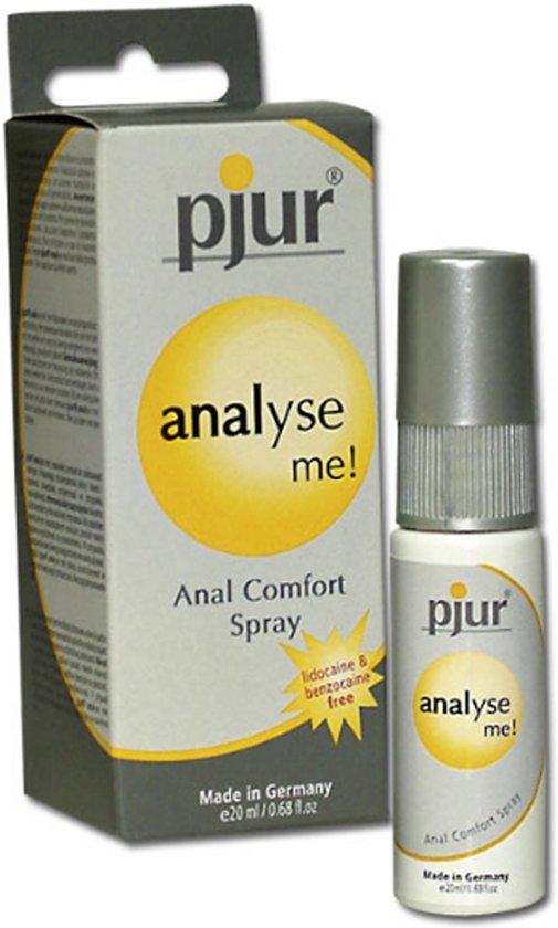 Pjur comfort spray