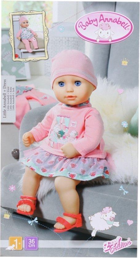 Baby Annabell Little Annabell+Dress 36cm