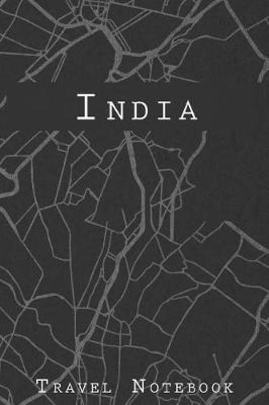 India Travel Notebook