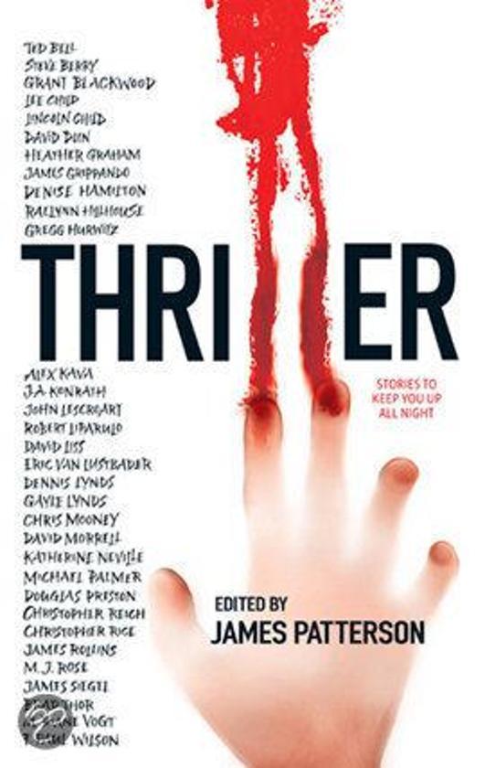 thriller boeken