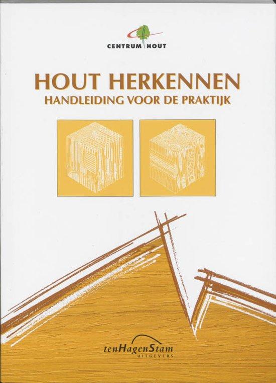 Bolcom Hout Herkennen 9789044004960 Zwan Boeken
