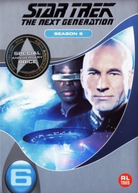 Star Trek: The Next Generation - Seizoen 6 (Repack)