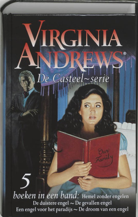 Cover van het boek 'De Casteel-serie omnibus'