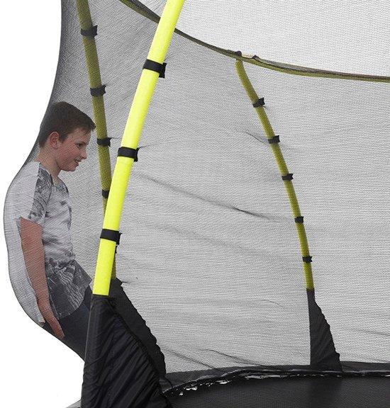 Trampoline en veiligheidsnet Whirlwind Plum 10ft