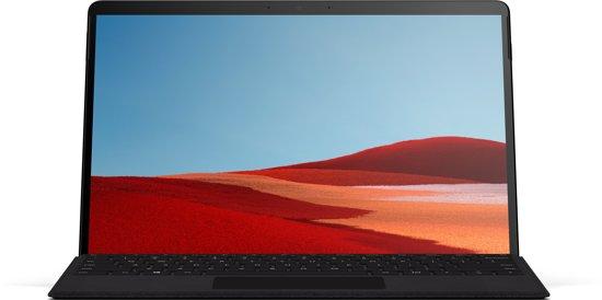 Afbeelding van Surface Pro X (2019)  - 13 Inch - Microsoft SQ1 - 128 GB - Zwart