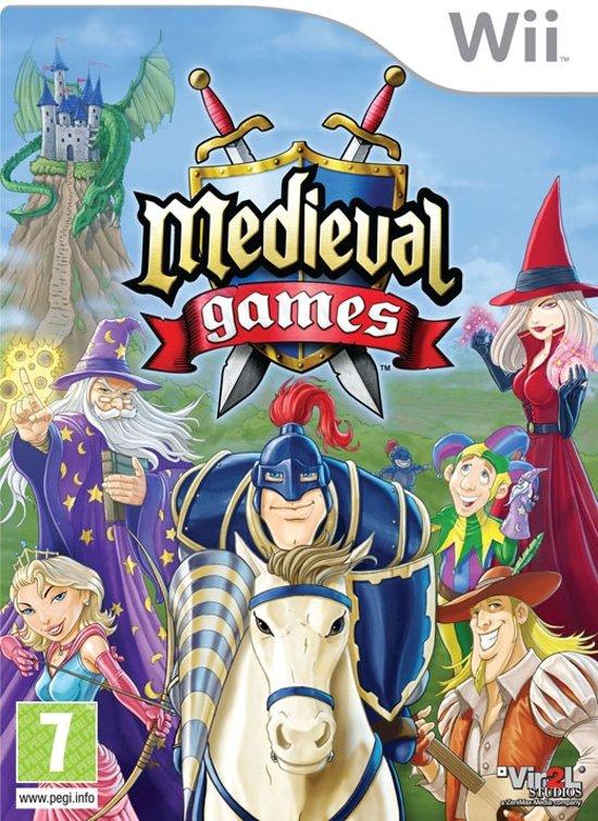 Medieval Games /Wii